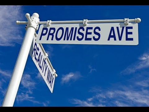 Never Over Promise and Under Deliver