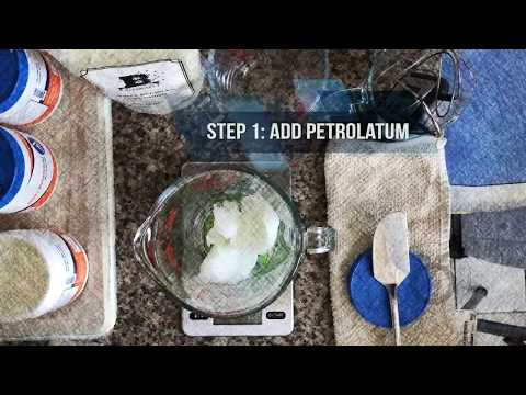 DIY Tutorial: How To Make All Natural Pomade