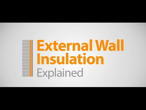 External Wall Insulation explained