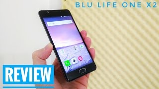 BLU Life One X2 Smartphone REVIEW - Snapdragon 430