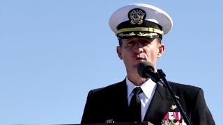U.S. Navy fires captain who sought help for virus-stricken ship