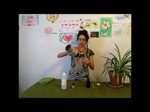 How to Make a **Hydrating Natural Skin Toner**