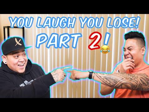 You Laugh, You Lose Part 2!!