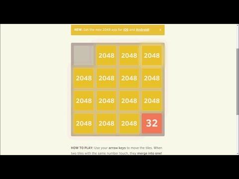 2048 Cheat