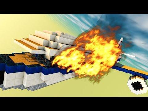 Minecraft Stranded - PLANE CRASH! (Day 1)