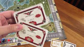Board Game Reviews Ep #27: AIRLINES EUROPE