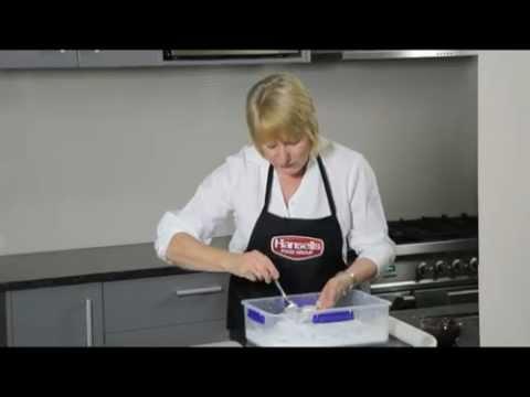How to make Marshmallow Easter Eggs - Hansells