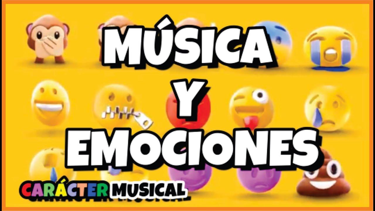 Música y emociones - CARÁCTER DE LA MÚSICA