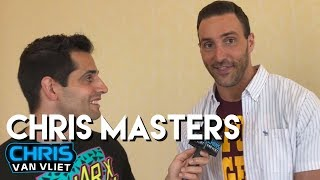 Chris Masters names the strongest wrestler, using the Masterlock in real life, WWE career, Impact