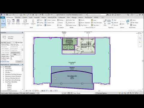 Customizing area types | Revit Areas from LinkedIn Learning