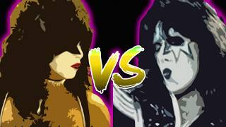 Paul Stanley vs Ace Frehley: all insults compilation
