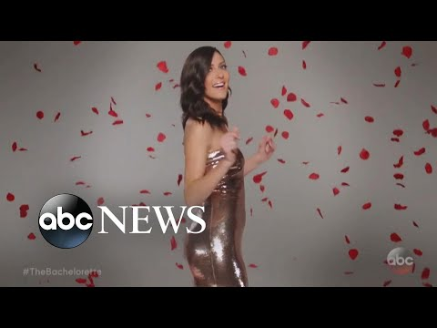 Exclusive 1st look at 'The Bachelorette'