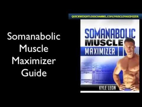 Somanabolic Muscle Maximizer Review About How To Build Muscle Quickly