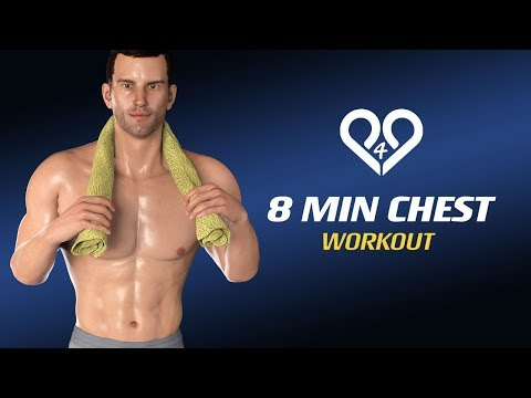 Chest workout - best home routine to kill pec muscle calisthenics and bodyweight