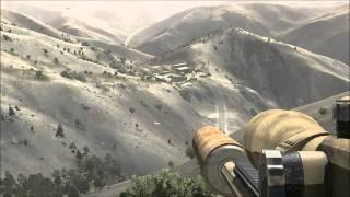 """1000 Meter Sniper Shot"" part 1 Arma 2 ACRE/ACE"