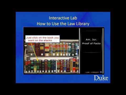 Duke University Paralegal Certificate Program Information Session - Online Program - April 2017