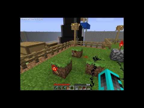 Minecraft Gauntlet Redstone Mob Spawner