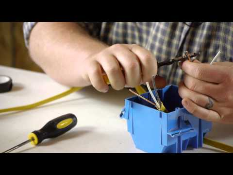 How to Wire Electric Fans to a Switch : Ceiling Fan Maintenance