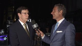 Poile: Proud to win GM award, will share with entire organization