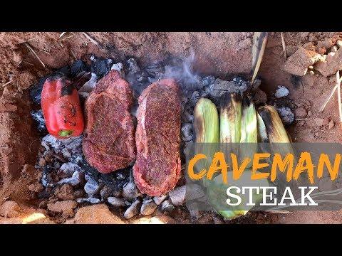 Caveman Steak!