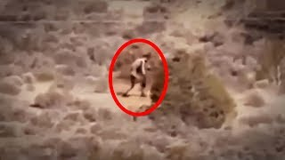 5 Humanoids Caught On Camera & Spotted In Real Life! #2