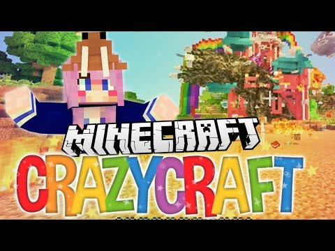 The End   Ep 34   Minecraft Crazy Craft 3.0