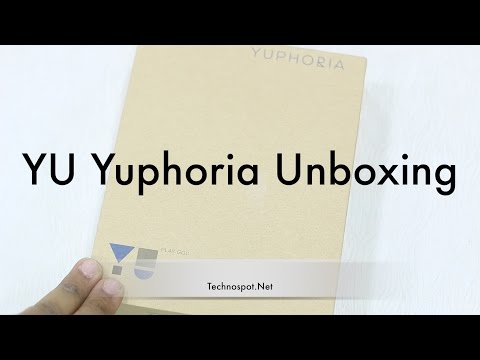 YU Yuphoria Unboxing & Hands On