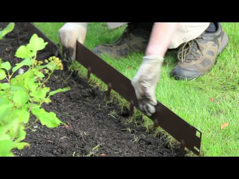 EverEdge - How to install EverEdge lawn & landscape edging