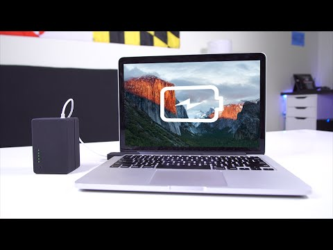 24 Hour Battery Life on Your MacBook?!