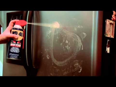 WD-40® Multi-Use Product Restores Stainless Steel