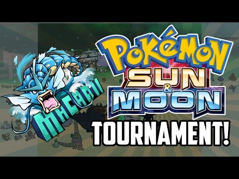 Pokemon Sun and Moon OU 128 Player Tournament Announcement (Pokemon Showdown)