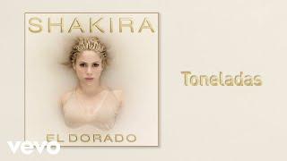 Shakira - Toneladas (Official Audio)