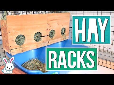 Hay Rack Ideas