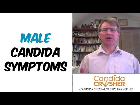 Male Candida Symptoms: How To Recognize The Male Candida Patient