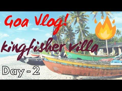 GOA TRAVEL DIARY | Arambol beach | Novotel Shrem | Day 1