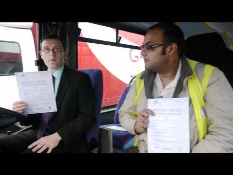 HGV LGV PCV CPC CJ TRAINING LONDON