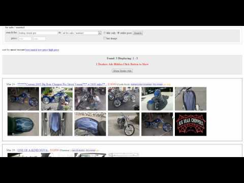 Chrome Craigslist extension to load images