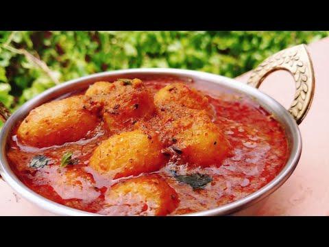 dum aalu ki sabji in hindi by The Smart Cooking