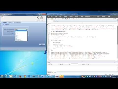 Tachi - Multi-browser Add-in for QTP/UFT