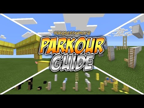 Minecraft Pocket Edition Parkour Guide (Official MCPE Parkour Rubric)