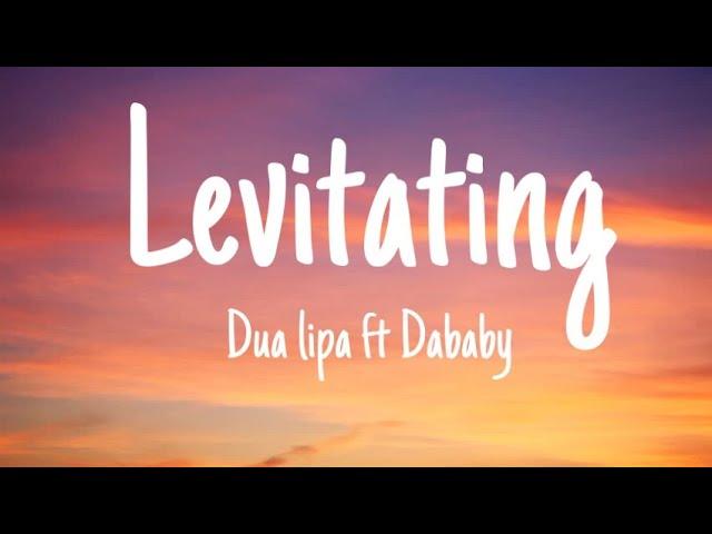 "Dua Lipa-Levitating""ft.Dababy"