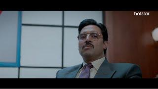The Big Bull l Abhishek Bachchan   Nikita Dutta  Ileana D'Cruz   The Big Bull Trailer l Hotstar US