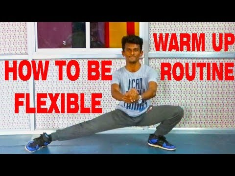Dance Workout | Warm up routine for dancers | Beginner level