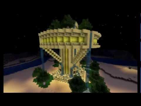 Minecraft cinematic - Kargroth World