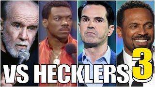 Famous Comedians VS. Hecklers (Part 3/5)