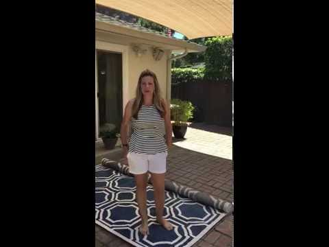 How to Remove Creases from Indoor Outdoor Rugs - Safavieh