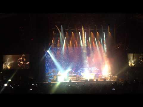 John Mayer - Queen of California - Wembley Arena, London - October 26, 2013