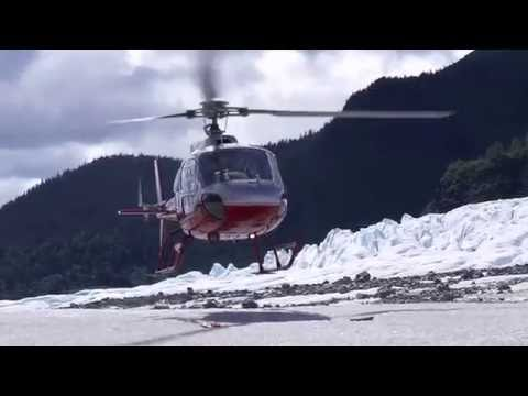 Mendenhall Glacier by Helicopter & Guided Walk