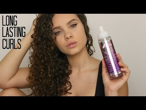 How To Get Long Lasting Curls ft. The Mane Choice