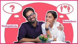 When you fall in Love with your Best Friend ft. MostlySane (PREQUEL)   Collab 7   The Rajat Code